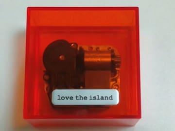 オルゴール[非売品] 鈴木あみ/鈴木亜美「love the island」