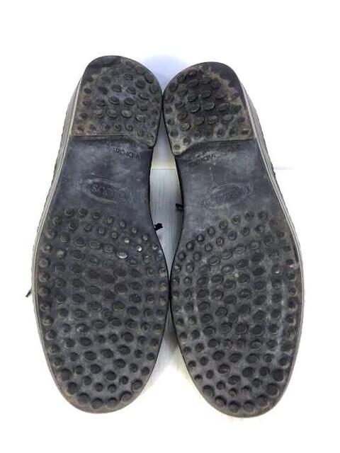 TODS(トッズ)スウェードレザーチャッカブーツチャッカブーツ < 男性ファッションの
