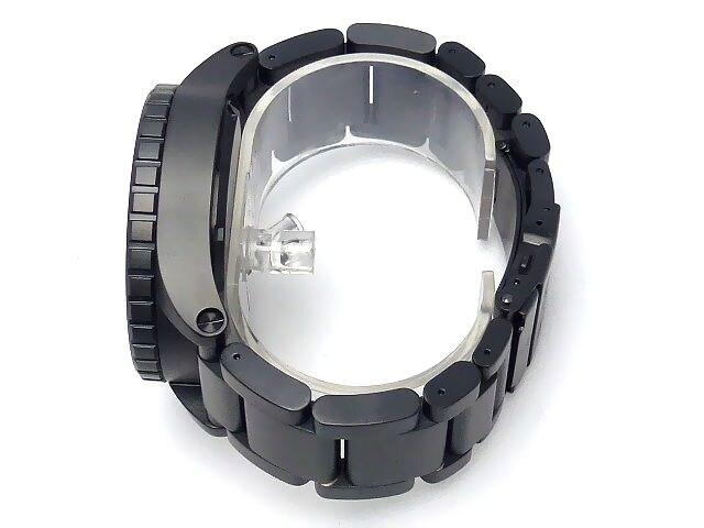 新品正規NIXON51-30WOOD BLACK2年保証 < ブランドの