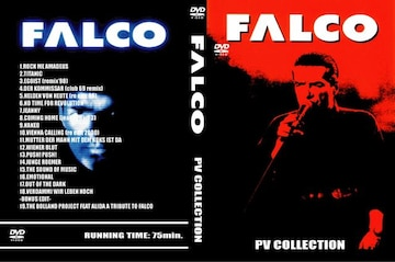 ≪送料無料≫FALCO CLIP ファルコ ベストプロモ集 PV