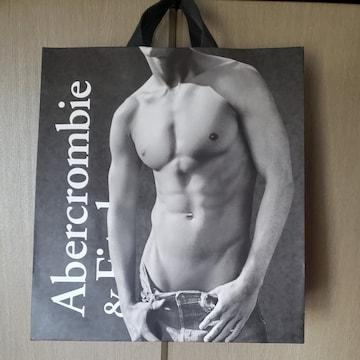 【アバクロ★ショップ袋】Abercrombie&Fitch♪プレゼントなどに