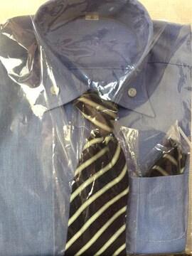 新品未使用 未開封 男の子用 フォーマルシャツ