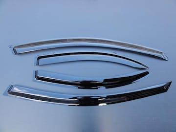 三菱 ドアバイザー/サイドバイザー ギャランフォルティス CY系