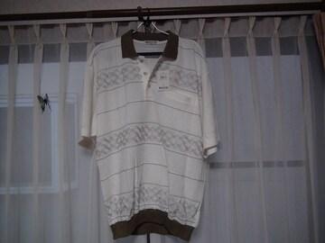 BRUCELIETZKEのポロシャツ(3L) 新品タグ付き 日本製!