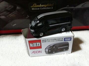 イオン特注  トヨタ  TRD ハイエース