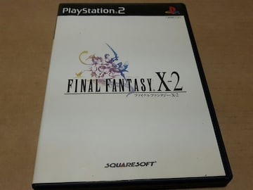 PS2☆ファイナルファンタジーX-2☆