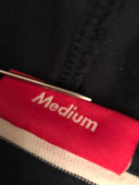 Supreme 薄手 パーカー フードロゴ有 M シュプリーム < ブランドの