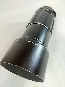Asahi Super-Takumar 200mm フード付き