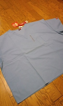 DICKIES ディッキーズ Vネック ワークTシャツ 5XXXXXL