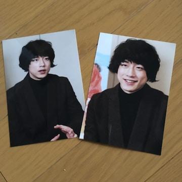 坂口健太郎 生写真