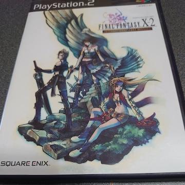 PS2!箱あり!ファイナルファンタジーX?2!ソフト!
