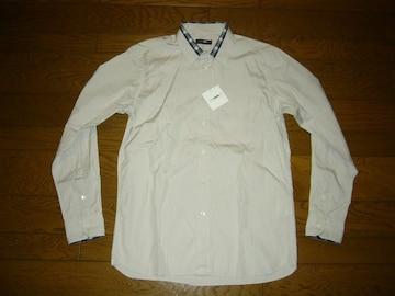 新品CASHCAカシュカレイヤードシャツM灰薄手VISVIMSOPHNET