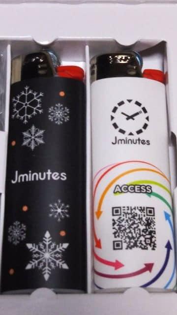新品 Jminutes(ジェイミニッツ)当選品 < 男性ファッションの