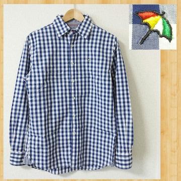 Arnold Palmer アーノルドパーマー 3 チェックシャツ 美品 クラシックスタイル