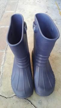 crocs クロックス 長靴 crocs レインブーツ 24cm