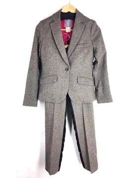 DOUBLE STANDARD CLOTHING(ダブルスタンダードクロージング)ウールパンツスーツセット