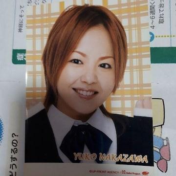 中澤裕子公式ステッカー