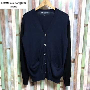 COMME des GARCONS HOMME 切り替えニット