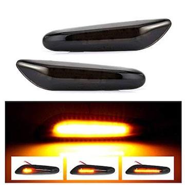 BMW用 LED 流れる サイドマーカー サイドウインカー BMW E90 E9