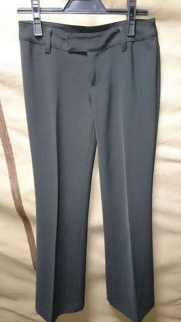 美品■MAYSON GREY(ビッキー)パンツ ブラック 日本製  < ブランドの