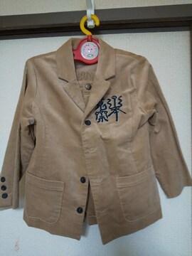 110�p男の子スーツセット
