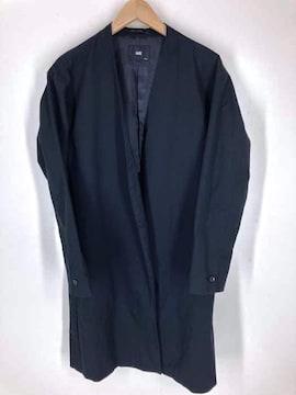 HARE(ハレ)ノーカラーコートコート