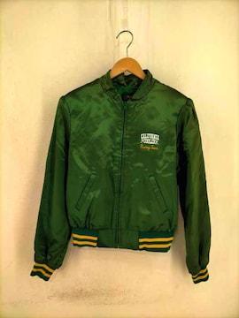 USED古着(ユーズドフルギ)70S CALIFORNIA COOLER JACKET サテンジャケットジ