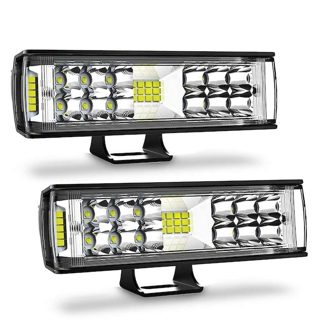 LED 作業灯 ワークライト LED投光器 7インチ 12v-24v用 < 自動車/バイク