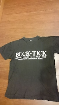 BUCK-TICK「1995 LIVE Tシャツ」櫻井敦司