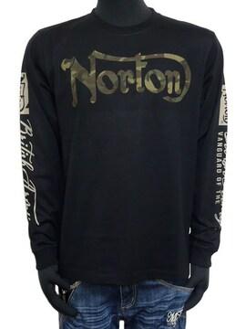 新品Nortonノートン193N1112日本加工マテリアルシートロンT黒 L