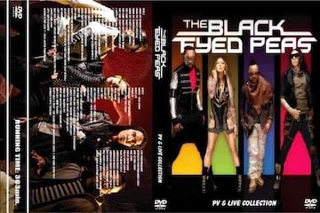 BLACK EYED PEAS プロモ PV ブラックアイドピーズ �ADVD!�D時間