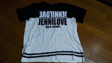 3着以上半額!JL-ロゴビックTシャツ160ブラック、ホワイト