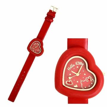 新品 キティ 腕時計 レディース サンリオ 誕生日 プレゼント 赤
