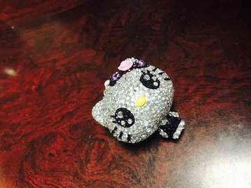 レア キティ 立体型 メジャー
