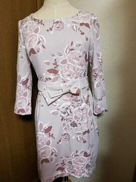 ☆RROPORTION BODY DRESSING☆フラワーワンピ☆