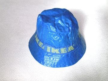 IKEA渋谷 限定 クノルヴァ 帽子 ブルー