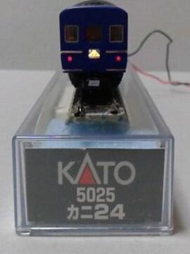 中古 / Nゲージ KATO 5025 カニ 24 (単品)