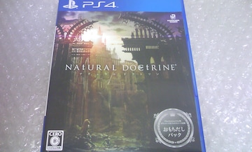 PS4 ナチュラルドクトリン NAtURAL DOCtRINE