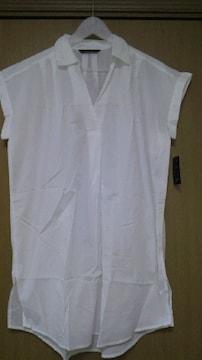 新品・ロングシャツ