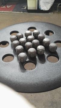 送料込みM12×P1.5 ダイハツ純正袋ナット 16個セット