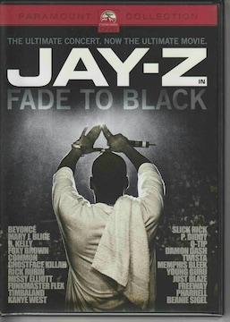 JAY-Z FADE TO BLACK (中古品)
