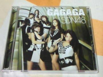 CD+DVD SDN48 GAGAGA Type-A