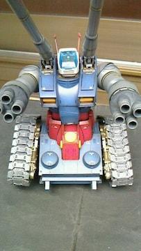改修ウェザリング塗装済完成品       RX-75  ガンタンク  1/100  MG
