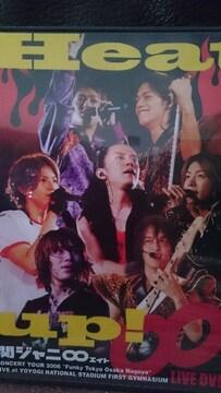 関ジャニ∞「Heat up!」DVD