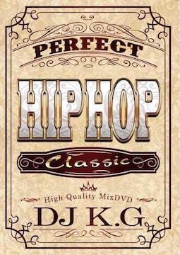 ♪送料無料♪ PERFECT HIPHOP CLASSIC / DJ K.G