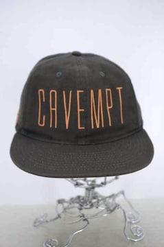 C.E(シーイー)ブランドロゴ刺繍ツイル6パネルキャップキャップ帽子