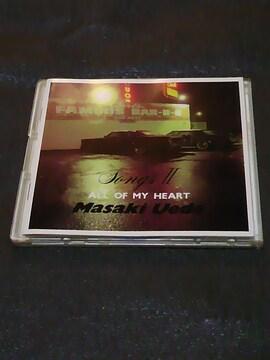 上田正樹 ソングス2廃盤 84年盤 バラードベスト