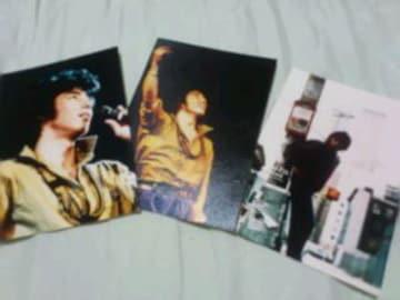 真田広之-生写真-3枚