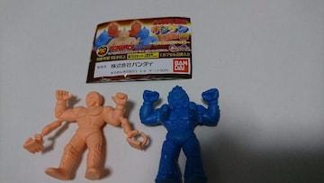 キンケシ復刻版3 ウォーズマン&ザ、マンリキ現状品
