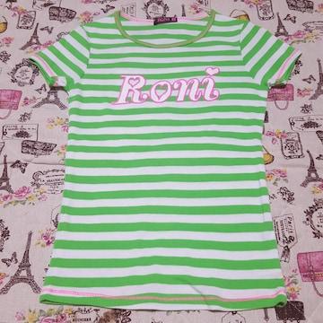 RoniTシャツ☆サイズ150